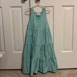 Hanna Andersson tank twirl dress